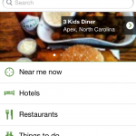 TripAdvisor for iPhone and iPad