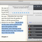 OliveTree BibleReader for Mac Account Synchronization