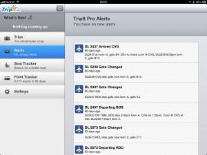 TripIt Pro for iPad
