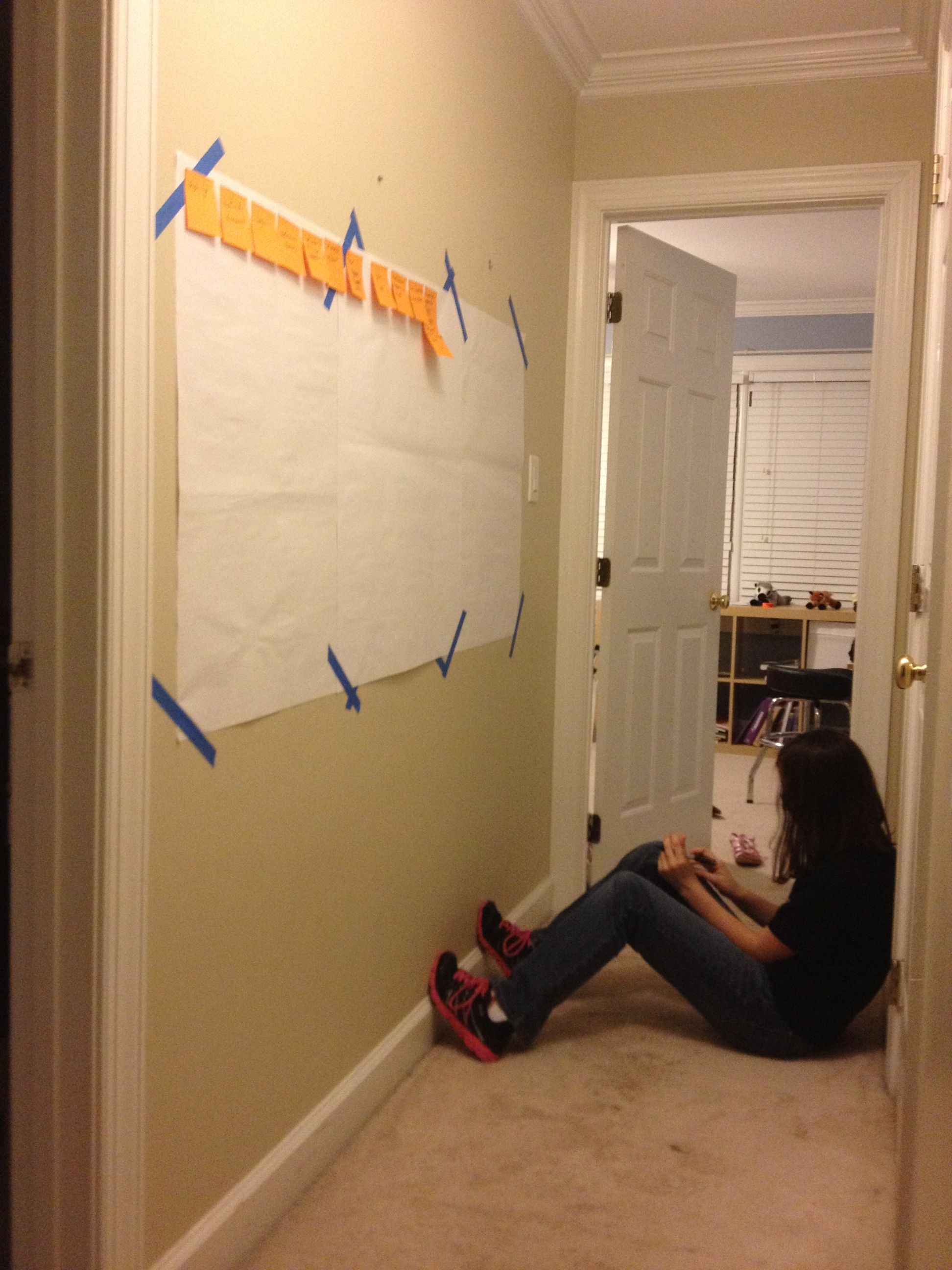 Story Mapping – So Easy a 7th Grader Can Do It