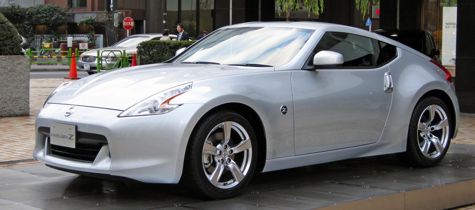 Nissan Fairlady Z34